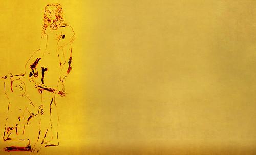 """Venus y Cupido, versiones de los Cranach, el Viejo (1529) maestro fundador de la escuela flamenca, interpretaciones y paráfrasis de Pablo Picasso (1957). • <a style=""""font-size:0.8em;"""" href=""""http://www.flickr.com/photos/30735181@N00/8746770091/"""" target=""""_blank"""">View on Flickr</a>"""