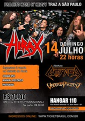 HIRAX July So Paulo Brasil domingo julho 14, 2013. At Hangar 110, with:  Attomica e Voodoo Priest. (HIRAX Thrash Metal) Tags: brazil music brasil concert destruction band itunes hollywood metallica slayer mekongdelta thinlizzy dri v8 sod anthrax overkill exodus helloween sepultura megadeth venom suicidaltendencies riff metalchurch kreator testament annihilator nuclearassault municipalwaste voivod hermtica celticfrost mercyfulfate metalbladerecords maln spvrecords  voodoopriest     attomica