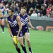 Fremantle Dockers Michael Johnson