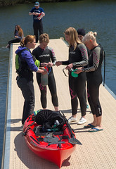 lake at llanberis (tsd17) Tags: triathlon wetsuit