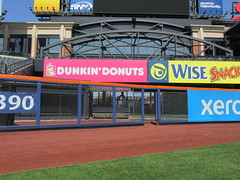Citi Field, 05/16/13: on-field look at the Bullpen Plaza (IMG_0881) (Gary Dunaier) Tags: newyorkcity baseball stadiums queens mets queensborough newyorkmets queensboro ballparks flushing stadia queenscounty citifield