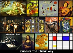 museum the flickr way (HansHolt) Tags: museum flickr failure disaster awful flop crowded