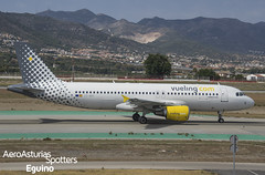 Airbus A320-214 (EC-MBF) Vueling Airlines (eguino) Tags: airbus a230 vueling ecmbf