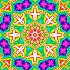 Rainbow Kaleidoscope (Kaleiope Studio) Tags: kaleidoscope abstract symmetrical symmetry
