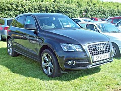 47 Audi Q5 S line Special Edition TDi Quattro 170 (2011) (robertknight16) Tags: audi germany 2010s q5 suv donington sp61uuy