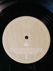 Single Vinyl_HERO (3) (Namie Amuro Live ♫) Tags: namie amuro 安室奈美恵 hero singlecover jacketsscans vinylcover
