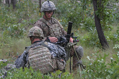 081816_B1_Falcon Brigade: Ready to fight, training to win (FortBraggParaglide) Tags: paratroopers 2ndbrigadecombatteam 82ndairbornedivision livefireexercise
