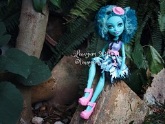 (Linayum) Tags: honeyswamp mh monster monsterhigh mattel doll dolls mueca muecas toy toys juguete juguetes linayum