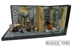 MOC Olympics Round 3: Rogue One (-Balbo-) Tags: lego moc star wars rogue one imperium der steine olympics