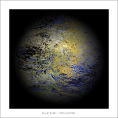 Planet Earth (Beata Moore) Tags: stream light reflections water beatamoore
