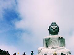 Big Buddha from Phuket (Captured by Bachi) Tags: thaitravel thai tourismthailand phuket bestshot flickr buddhism lord lordbuddha buddha god me