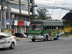 St. Vincent (Monkey D. Luffy 2) Tags: bus davao philbes philippine philippines enthusiasts society road vehicles vehicle public transport transportation isuzu