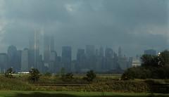 WTC 210 (stevensiegel260) Tags: worldtradecenter twintowers libertystatepark clouds fog newyorkskyline manhattanskyline