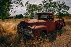 Solo (Pedalhead'71) Tags: abandoned ewan washington palouse landscape truck