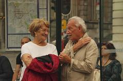 Portrait (Natali Antonovich) Tags: portrait sweetbrussels brussels belgium belgique belgie mood talk gesture smile heandshe lifestyle