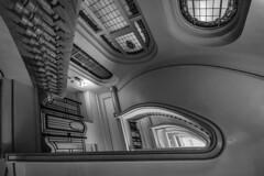 Art Dco (Julieta Portel) Tags: crculodebellasartes madrid cba antoniopalacios arquitectura escaleras