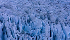 Icefall (Minhaj Qazi) Tags: nature natural pakistan abstract ice icefall travel travelling adventure blue cracks flow glacier bbcearth greatnature greatshot