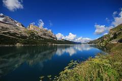 Lago di Fedaia - Dolomites - Italy (Lior. L) Tags: lago fedaia thedolomites dolomites reflections reflection nature travel italy italia mountains