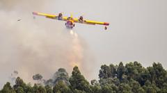 Canadair (F-X Léger) Tags: canadair avion incendie feu forêt