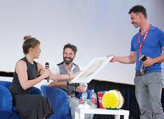 Jennifer Aniston (giffonistory) Tags: 2016 46a giffoni jenniferaniston star hollywood salatruffaut incontro manliocastagna ritratto regalo aniston jennifer