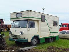 1971 FIAT 625 N3 Camper (peterolthof) Tags: neurhede 1011092016 30tb12 peter olthof peterolthof