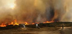 Lume Xurs (Martinho Pinal) Tags: lume fuego incendio forestfires galicia galiza ourense