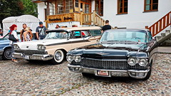 1960 Cadillac Eldorado (Rick W. Dryve) Tags: berlin classics oldtimer 1960 cadillac eldorado