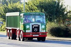 Atkinson Eight Wheel R Hanson Bulk Tipper DWW112H Wakefield at Home IMG_9211 (Frank Hilton.) Tags: erf foden atkinson ford albion leyland bedford classic truck lorry bus car