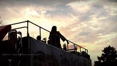 YOSAKOI Photograph. (m.yamasaki) Tags: yosakoi  sunset nightfall japan  people silhouette