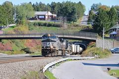 Gallitzin, Pennsylvania (UW1983) Tags: trains railroads norfolksouthern ns intermodaltrains tunnels gallitzen pennsylvania