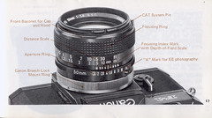 Canon fd lenses guide (zaphad1) Tags: canon fd fl lens lenses guide book booklet manual instruction instructions explained f stop aperture dof depth focus cat system tech technical info information specs specifications zaphad1
