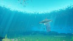 ABZÛ_20160805233819 (arturous007) Tags: abzu playstation ps4 playstation4 pstore psn inde indépendant sea ocean water fish shark adventure exploration majesticcreatures swim narrative myth experience giantsquid sony share journey