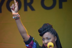 DSC_4835 Africa on the Square Trafalgar Square London Oct 15 2016 Hosted by Esther Alade (photographer695) Tags: africa square trafalgar london oct 15 2016 hosted by esther alade usifu jalloh with dj rita ray