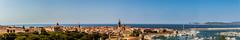 Panoramica Alghero Dallo SkyBar (antoniosimula) Tags: alghero allaperto skybar landscape panoramica 35mm d3200 sardegna sardinia sky cielo mare old town