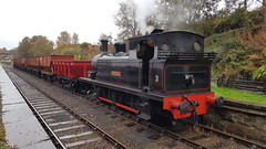 Twizell at Tanfield Railway (Uktransportvideos82) Tags: tanfield railway