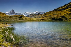 Bachalpsee (beatriceverez) Tags: bachalpsee alps switzerland grindelwald first