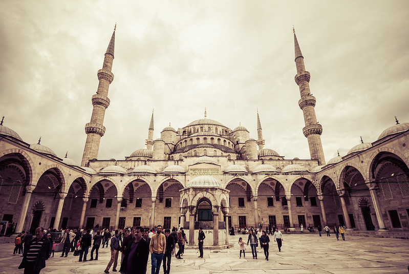 Stambu�, Blue Mosque