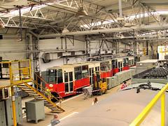 Konstal 105Na, #630, Tramwaje lskie (transport131) Tags: tram tramwaj bdzin t kzk gop konstal 105na zajezdnia depot