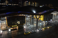 The View from Room 517 (PhotosbyDi) Tags: southerncrossstation spencerstreetmelbourne melbourne nightphotography nikond600 nikonf282470mmlens happymemories vibesavoyhotel