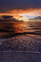 Sunset Edited (paiasoloco) Tags: naples westernflorida florida sunset beach naplesbeach nikond500 d500 tokina 1116mm