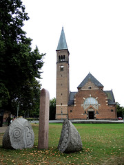Odense Church (MelindaChan^^) Tags: denmark  chanmelmel mel melinda melindachan travel tourist tour scandinavian odense