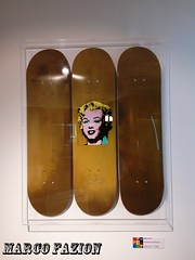 FABBRICA POP - Porte aperte allarte - ANDY WARHOL (Marco Fazion / visual artist image) Tags: fabbricapop andywarhol porteaperte porteaperteallartearte samo inda sgarbi vittoriosgarbi popart artpop marilyn marilynmonroe interview miguelbose campbells michealjackson rocky portrait margherita reginamargherita flowers dollars vodka absolutvodka mao