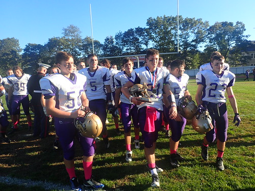 """East Islip vs. Sayville - Oct. 15, 2016 • <a style=""""font-size:0.8em;"""" href=""""http://www.flickr.com/photos/134567481@N04/30094819350/"""" target=""""_blank"""">View on Flickr</a>"""