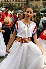 JMF288717  - Zaragoza - Paraguayos en la fiesta del Pilar 2016 (JMFontecha) Tags: jmfontecha jessmarafontecha jessfontecha folklore folclore fiesta festival feria tradicin tradiciones etnografa espaa spain