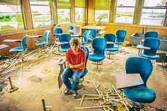 Jackson (Thomas Hawk) Tags: america california eastbay jackson jacksonpeterson mareisland usa unitedstates unitedstatesofamerica vallejo abandoned chairs fav10 fav25
