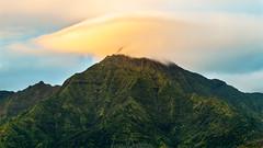 Mamalahoa Mountain (Lace Photos www.lacephotos.com) Tags: kauai hawaii island mountain hanalei