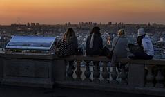 Un nouveau jour se lve ... (liofoto) Tags: canon canon24105l eos6d paris montmartre levdesoleil sunrise