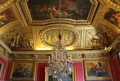 Ornate Ceilings at the Palce of Versailles (big_jeff_leo) Tags: paris louis versailles palace architecture gold heritage building statelyhome historic art ceiling fresco imperial unesco hallofmirrors french royal
