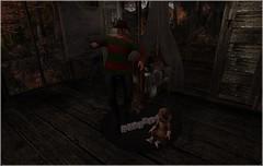 Note Children Freddy Returned (Wredziaa & Fabian50000pl) Tags: ryca accessories earing fb outfit r2a wffashion