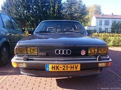 Audi 200 5T 1982 (HK-21-HV) (MilanWH) Tags: boekelo oudevoertuigendag oldtimerdag audi 200 5t 1982 hk21hv